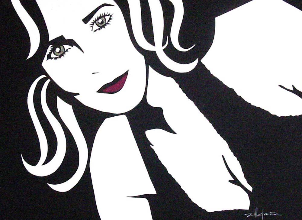 Villafana Art - Marcy Ann Villafana Figurative Fine Art