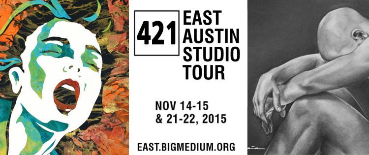 East Austin Studio TOur - Marcy Ann Villafana