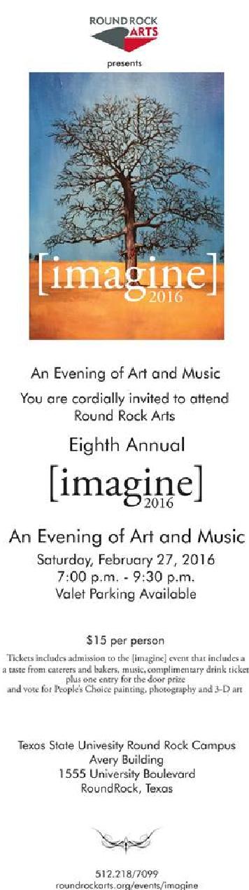 8th Annual Imagine 2016